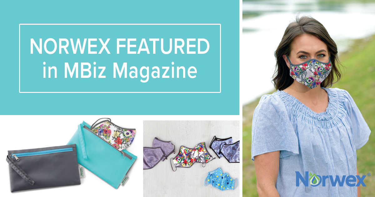 Norwex Featured in MBiz Magazine